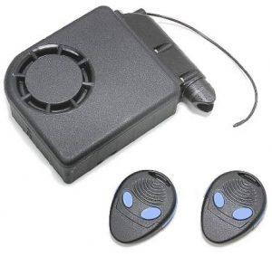 Sloten en alarm Spyball SCM alarmsysteem