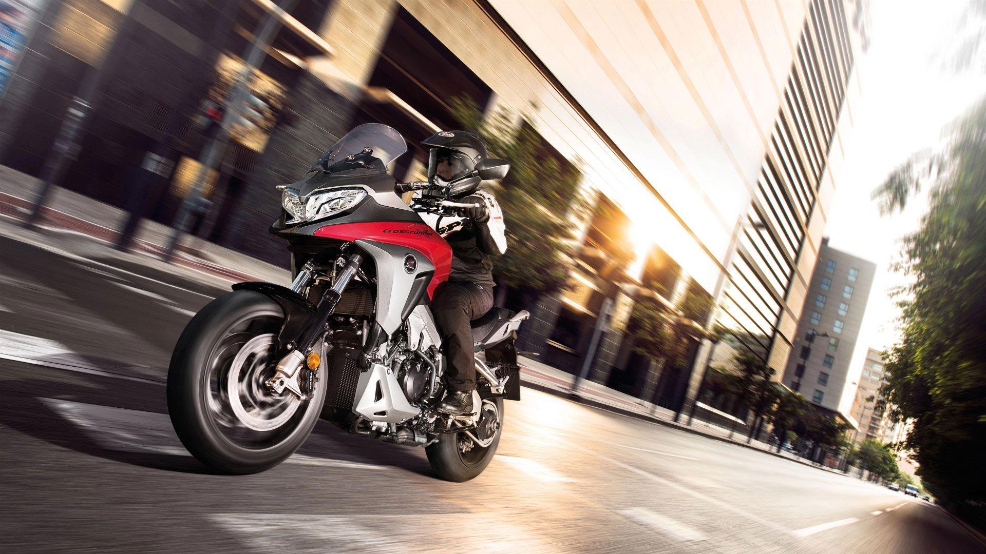 Honda Crossrunner Bakker Motors Zaandam